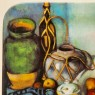 Коллекционная Тарелка «Натюрморт с Яблоками» серия «Натюрморты Поля Сезана» Германия -1994г.