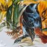 Коллекционная Тарелка «Горихвостки» Фарфор, Розенталь Rosenthal Германия -1996 год.