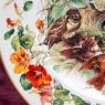 Коллекционная Тарелка - Блюдо «Все Птицы Урсулы Банд» Фарфор, Hutschenreuther, Германия.
