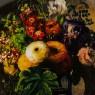 Коллекционная Тарелка «Букет с фруктами» Фарфор Grande Copengagen Дания.