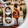 Коллекционная Тарелка «Сказки - Стойкий Оловянный Солдатик» Фарфор, ROYAL COPENHAGEN - Дания.