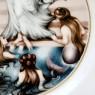 Коллекционная Тарелка «Сказки - РУСАЛОЧКА» Фарфор, ROYAL COPENHAGEN - Дания.