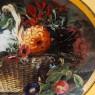 Коллекционная Тарелка «Приветствие» Фарфор Grande Copengagen Дания -1998 год.