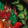 Коллекционная Тарелка «РУСЛАН И ЛЮДМИЛА» Фарфор - ЛФЗ, СССР -1988 год.