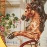 Коллекционная Тарелка «Я и Мой Пони» Фарфор RECO США -1993 год.