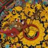 Коллекционная Фарфоровое Блюдо «Рождественское Торжество» VERSACE, Rosenthal -2004 год.