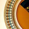 Большое Коллекционное Блюдо - Тарелка «НЕФЕРТИТИ» Фарфор KAISER Германия.