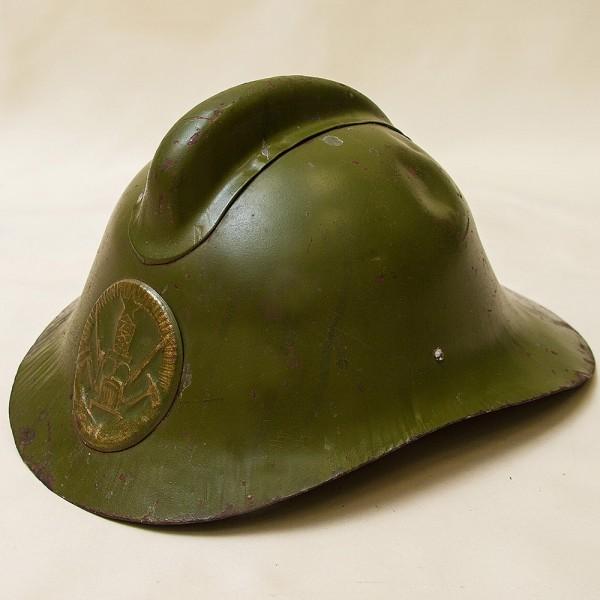 Легендарная Защитная Каска Пожарных СССР образца 1955 год.