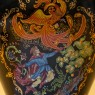 Коллекционная Ваза «ЖАР - ПТИЦА» Фарфор, Н - 25см. Faberge Firebird Vase, Франция -1991 год.