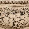 Винтажная Ваза - Фруктовница - Купель Франция Silverplate середина ХХ века.