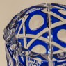 Коллекционная Ваза «Таüsend Aügen» Цветного Хрусталя WMF Crystal Cabinet Германия.