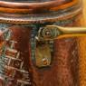«Застолье» - Винтажный Медный Высокий Зольник - Подставка для зонтов и тростей Бельгия Н-50cм.