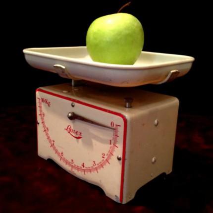 Кухонные механические весы LYSSEX Швейцария