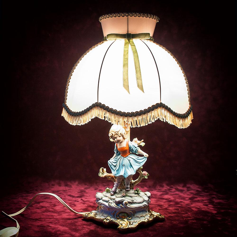 Настольные лампы в каталоге интернет-магазина Полюс